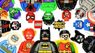 LEGO® Marvel v DC Comics Super Heroes Mighty Micros 2016 Complete Minifigures