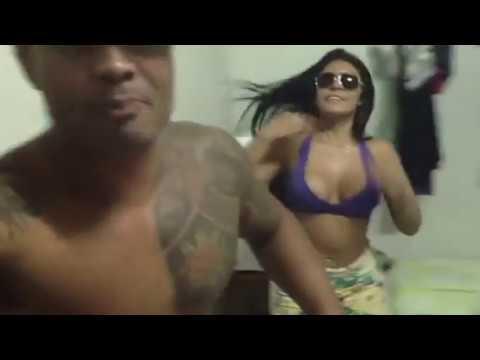 Derlane Silva a danadinha do funk Mc Pixadao huguinho Pixadão no hotel