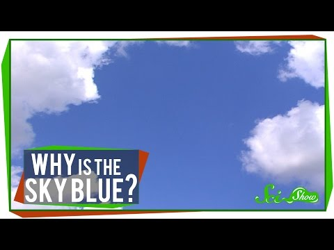 World s Most Asked Questions Why is the Sky Blue