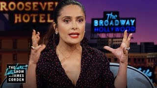 Salma Hayek Pinault Agrees with One Thing Donald Trump Said