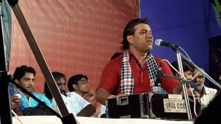 Kirtidan gadhvi Shiv tandav at khari BAGDANA 2016
