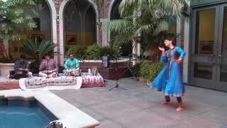 Barsan Laagi Sawan Bundiyan- Kathak- Shweta Saraswat