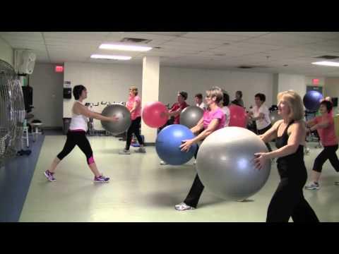 Strong Seniors Fitness Class