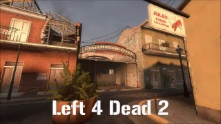 Left 4 Dead 2 music: The Parish Horde and Germ arrangement
