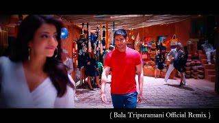 Brahmotsavam Songs || Bala Tripuramani Official ( Remix ) || DJ Bharath HYD