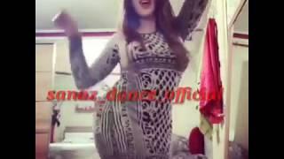 2 رقص  ساناز دختر  ایرانی
