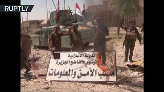 Tel Afar battle RAW: Iraqi army advancing on ISIS