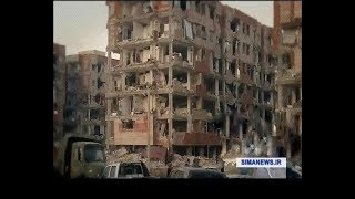 Iran Strong 7.3 Magnitude Earthquake Jolts West of country & Damages Villages, part two