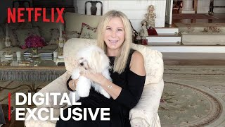 Barbra Streisand | Looking Back on Her Career and Collaborating with Netflix | Netflix