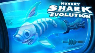 GHOST SHARK UNLOCKED!! || Hungry Shark Evolution - Ep 33 HD