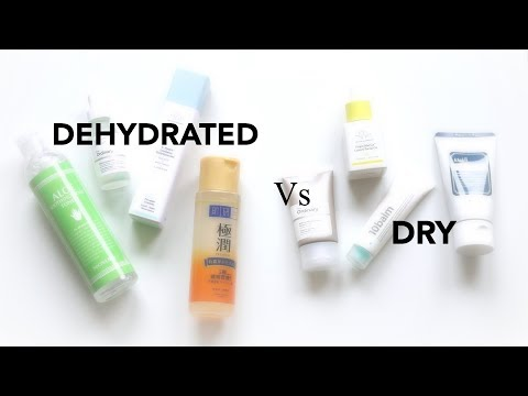Xxx Mp4 Dry Vs Dehydrated Skin The Difference 3gp Sex