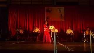 Danzas Arabes AL GANUB Rio Gallegos 2013 -Paula Aybar & Mario Kirlis