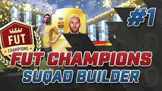 FUT Squad Builder - BESTMÖGLICHES Team auf der PS4 + IND. TAKTIK + ANWEISUNGEN !