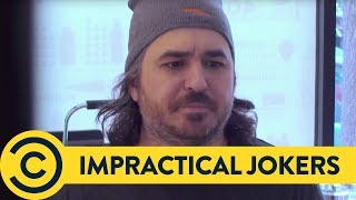 Q Plans A Heist - Impractical Jokers | Comedy Central UK