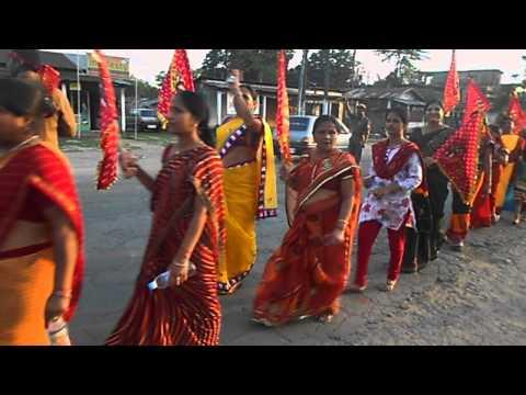 hanuman jayanti 2013 at demow