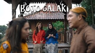 Download mp3 Bojo Galak - Pendhoza (cover) Ria Ricis & Marisha Chacha