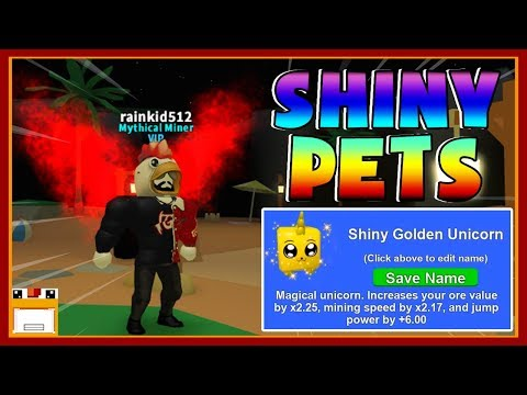 Xxx Mp4 ✨SHINIES ROBLOX GÀ ĐI SĂN PET SHINY MẶC DÙ MUA GAMEPASS MÀ VẪN BỊ NHỌ Mining Simulator 3gp Sex