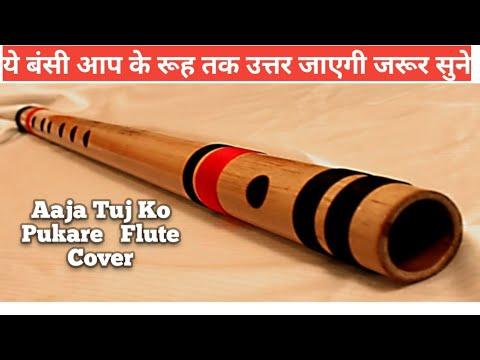 Aaja tuj ko pukare mere geet re flute instrumental song