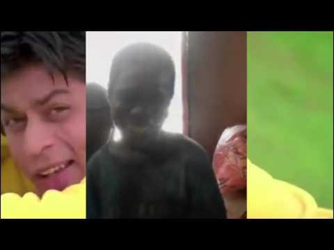 Black Guy Singing Bollywood Song! Kush Kush Hota Hai! - Desi Funny 2016