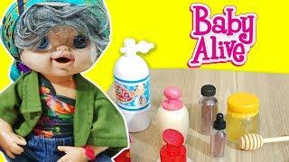 Baby Alive Anneanneye Kurban Bayramı Bakımı   Oyuncak Butiğim