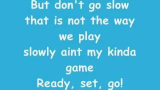 Work by The Saturdays Lyrics