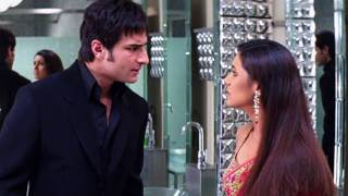 Karan! I thought you are my friend - Scene - Hum Tum