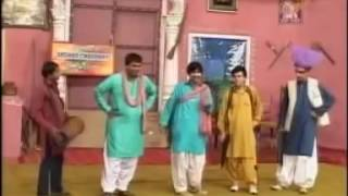 Stage Drama sajan abbas Latest Punjabi funny qawali stage drama 2015