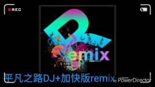 平凡之路DJ+加快版