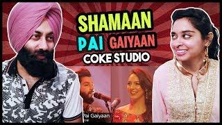 Punjabi Couple Reaction on Shamaan Pai Gaiyaan   PR TV