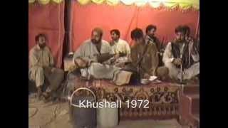 Pashtu Hujri Maidhonee Maijlas: Paroon Na-Maloomidhi (Saaz)