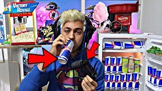 I Played Fortnite For 24 Hours Straight & You Have To Watch What Happened! Next...