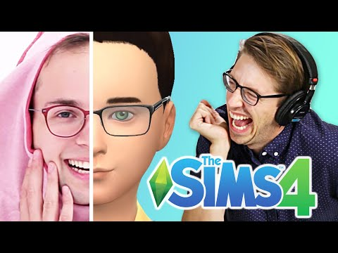 Keith Controls His Friends' Lives In The Sims 4 • Zach