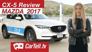 2017 Mazda CX-5 Review | CarTell.tv