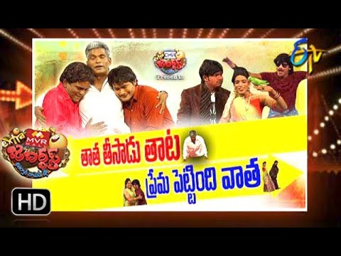 Extra Jabardasth | 4th May 2018  | Full Episode | ETV Telugu