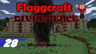 Flaggcraft: Divergence #28 - Exploring the Vilage Mine