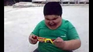 Tatlı Şişman Çocuk :)
