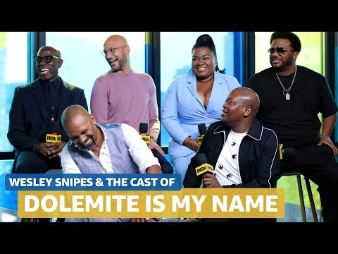 Dolemite Is My Name Cast Share What Eddie Murphy Was Like on Set FULL INTERVIEW
