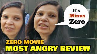 ZERO | Most Angry Review | Shahrukh Khan, Katrina Kaif, Anushka Sharma | Anand L Rai