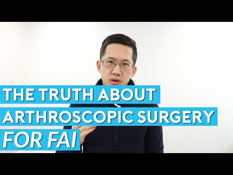 What you must know about for FAI (femoroacetabular impingement) / hip pain