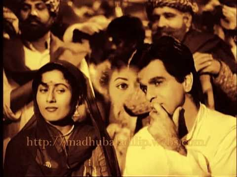 A tribute to Dilip Kumar & Madhubala