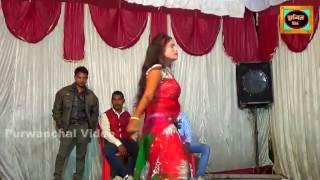 Bhojpuri song arkesta dance on stage HD