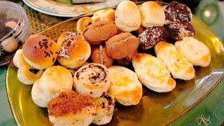 Resep Roti Unyil Sederhana tapi Nikmat