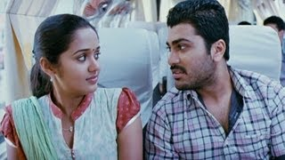 Sharwanand drops Ananya safely - Engaeyum Eppothum
