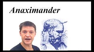 Philosophy 2 ANAXIMANDER