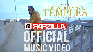 Skrip - Ancient Illuminati Temples ft. Hilgy music video - Christian Rap