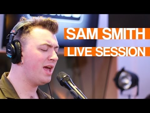 Sam Smith When I Was Your Man Bruno Mars Cover Live Session