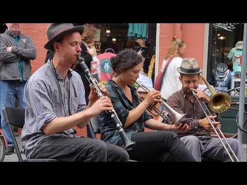 Tuba Skinny Jubilee Stomp Royal Street II 2018
