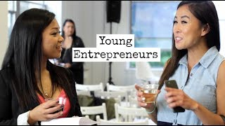 Young Entrepreneurs Event - Vancity Business Babes