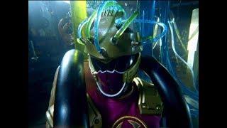 Power Rangers Ninja Storm - Power Rangers rescue Hunter | Episode 25