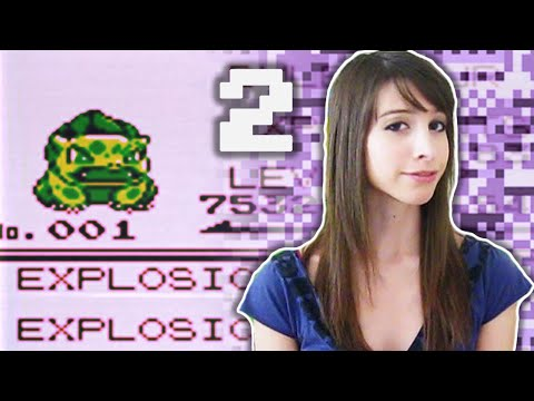 Pokémon First Gen Glitches (Part 2): Missingno., Mew Glitch, and Exploding Bulbasaurs!